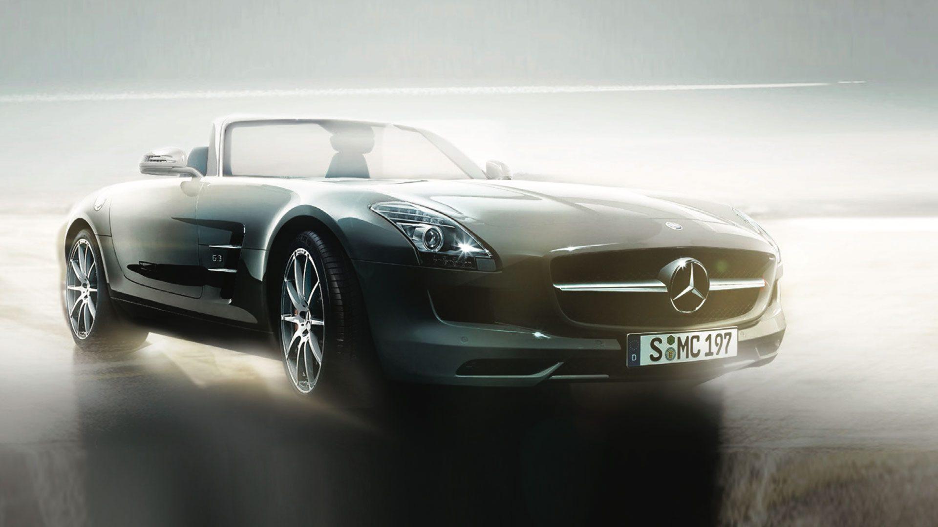 Mercedes AMG Roadster